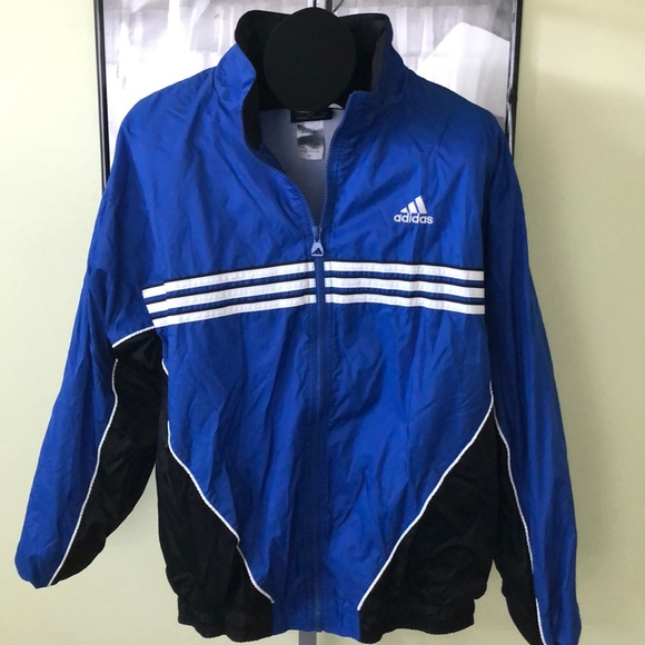 e8bfd1c0b adidas Jackets & Coats | Team Jacket | Poshmark